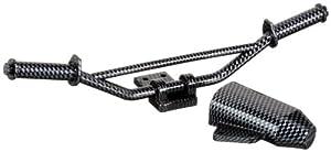 Graupner 90190.112  - Manillar y tubo de escape de fibra de carbono importado de Alemania