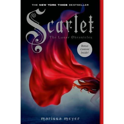 Scarlet by Marissa Meyer(1905-07-06)