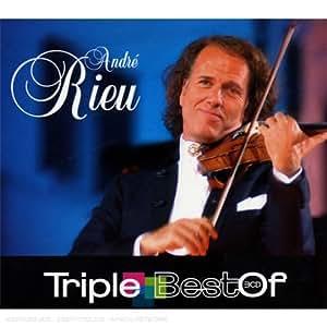 Triple Best Of : André Rieu (Coffret 3 CD)