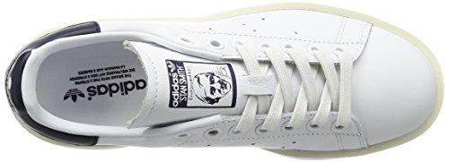 adidas Stan Smith Bold, Scarpe da Ginnastica Donna Nero (Negbas/Maruni)