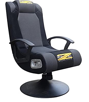 BraZen Stag 2.1 Surround Sound Gaming Chair - inexpensive UK light store.