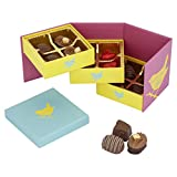 Jenny Wren BELGIAN CHOCOLATES - All Milk Collection Gift...