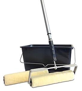Block Paving Sealer Application Tool Kit