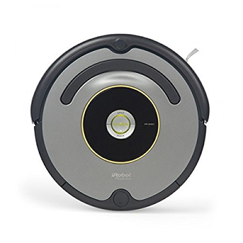 irobot roomba 631 staubsauger roboter silber negozio di aspirapolvere. Black Bedroom Furniture Sets. Home Design Ideas
