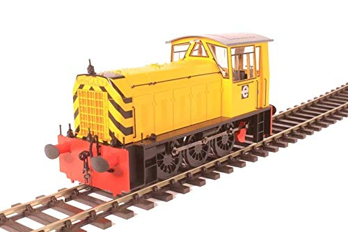 Heljan 2594 Class 05 shunter No.2 in CEGB yellow livery for sale  Delivered anywhere in UK