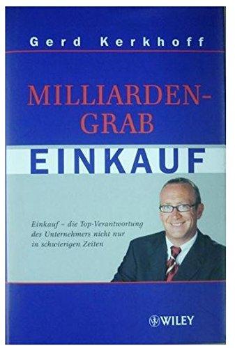 Einkauf Management Ratgeber Bestseller