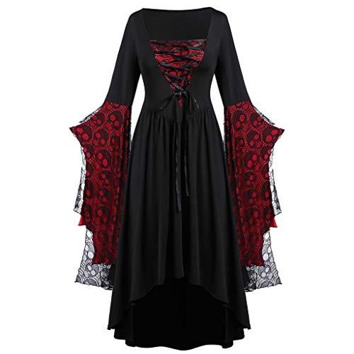 Fossenfeliz Disfraces Medievales Mujer Reina Gótico