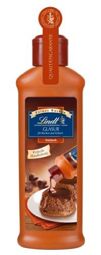 Lindt & Sprüngli Choco Glasur feinherb, 10er Pack (10x 200 g)