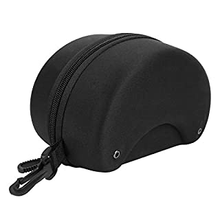 Broadroot Ski Goggles Protector Case Sunglasses Storage Bag with Buckle Portable EVA Hard Case Glasses Protective Zipper Carrying Case