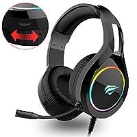 Auriculares Gaming PS4 HAVIT Iluminación RGB Ca...