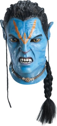 James Cameron's Avatar Maske Jake (Sully Maske Jake Avatar)