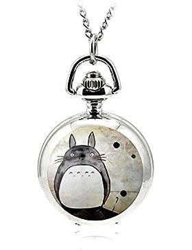 R-timer Totoro Taschenuhr 4