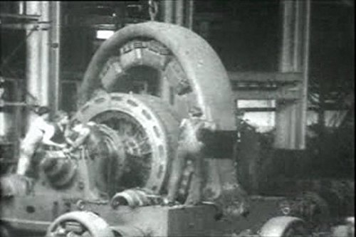 assembling-a-generator-westinghouse-works