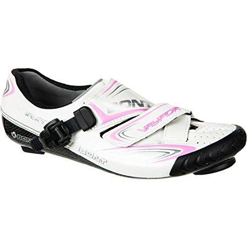 BONT Rennradschuhe Vaypor,weiss-pink, Gr.41,