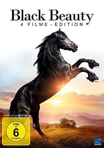 Black Beauty Edition - Black Beauty, Ein Pferd fürs Leben, Mein Pferd Holly, Ferien auf dem Reiterhof - 4 Filme Special Edition [2 DVDs]