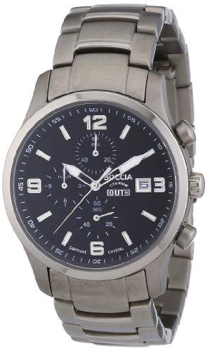 Boccia Herren-Armbanduhr Titan Sport 3776-04