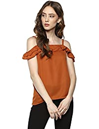 5761a753fc80a Georgette Women s Tops  Buy Georgette Women s Tops online at best ...
