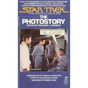 Cover of Photostory (Star Trek)