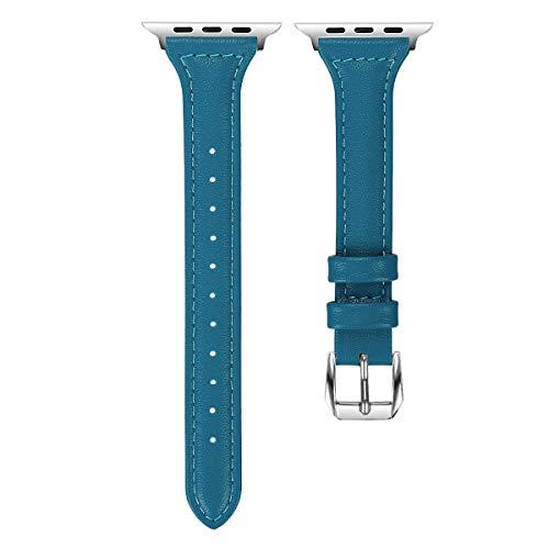 Yallylunn Skinny Strap Verstellbar Atmungsaktiv Komfort Mehrere Farben Keine Belastung Geeignet FüR Business Casual Wear 44Mm