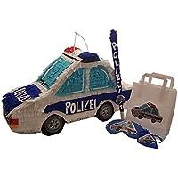Pinata Polizeiauto Set L: 67 cm, B: 20 cm, H: 38 cm