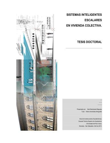 Sistemas Inteligentes Escalares en Vivienda Colectiva por I. Miguelez