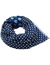 Esprit Accessoires Womens 087ea1q003 Scarf, Blue (Ink 415), One Size Esprit
