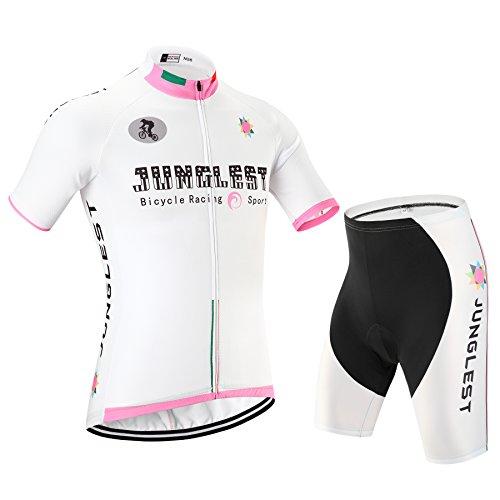 Maillot de Cyclisme Homme Manches Courtes jersey(S~5XL,option:Cuissard,3D Coussin) N56