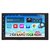 "Panlelo S10 Plus 2GB RAM/32GB ROM Android 7.1 Head Unit 2 DIN 7"" GPS Navegación cámara de Respaldo Estéreo de Coche Audio FM/Am/RDS Radio Video Player WiFi Bluetooth SWC"