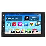 Panlelo S10 Plus Android 8.1/7.1 2 GB di RAM 32 GB di navigazione GPS FM FM/AM/RDS Autoradio BT Lettore video musicale Chiamata a mani libere