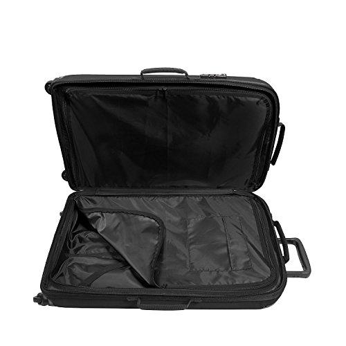 Eastpak Tranzshell L Koffer, 77 cm, 75 L, Bonded Blue Black