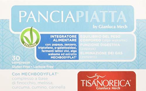 PANCIA PIATTA DI GIANLUCA MECH - 30 compresse