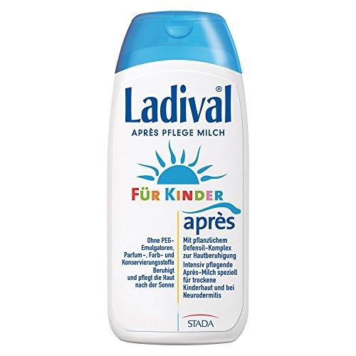Ladival Kinder Apres Lotion, 200 ml