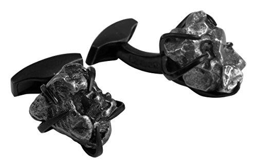 Tateossian  -    Metalllegierung Tropfenschliff   grau Autre