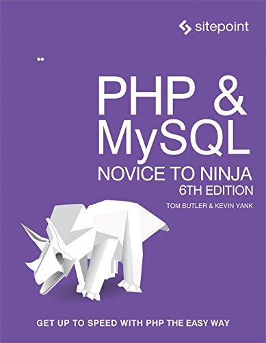 PHP & MySQL - Novice to Ninja, 6e thumbnail