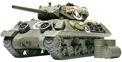 Tamiya-32519-Tanque de construcción de montar-Rifle para US M10, 1/48
