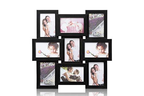 ARPAN Mehrfach-Bilderrahmen-nimmt 22,9x 15,2x 10,2cm Fotos - Mehrfach-bilderrahmen Horizontale