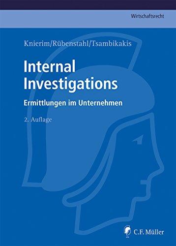 internal-investigations-ermittlungen-im-unternehmen-cf-muller-wirtschaftsrecht