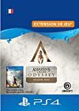 Assassin's Creed Odyssey- Season Pass - Season Pass Edition   Code Jeu PS4 - Compte français