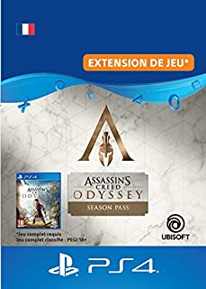 Assassin's Creed Odyssey - Season Pass - Season Pass Edition | Code Jeu PS4 - Compte français (B07HZC1CQV) | Amazon price tracker / tracking, Amazon price history charts, Amazon price watches, Amazon price drop alerts