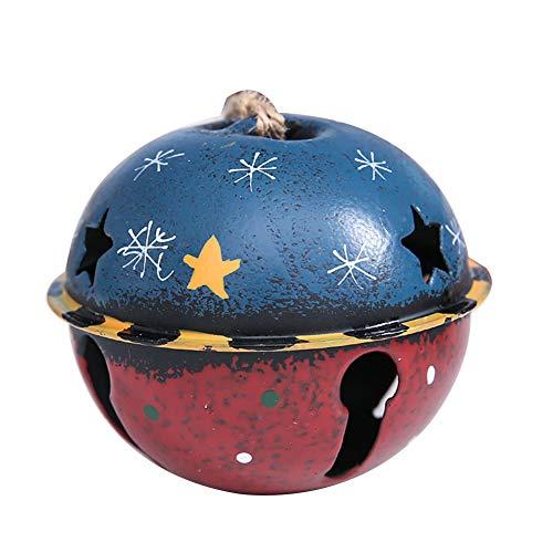 1pc Grande De La Navidad Que Cuelga De Bell De Cascabeleo
