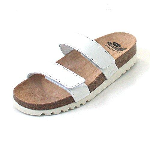 Scholl sandali donna bianco 39.5