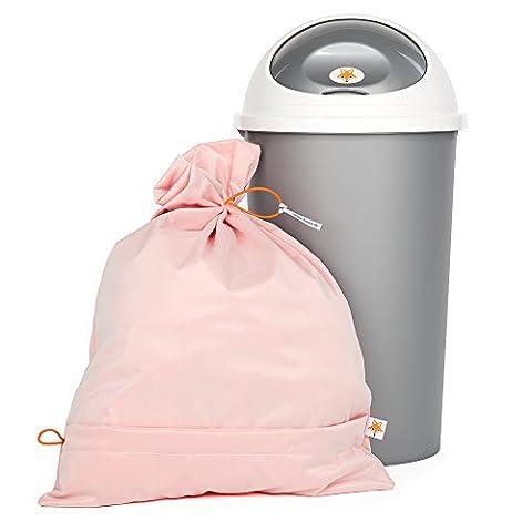 Foxy Baby® Waschsack und Windeleimer für Stoffwindeln - Sparpack (Pops Eimer)