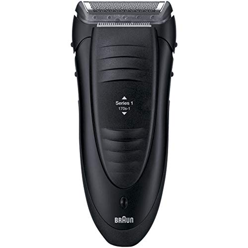 Braun Series 1 Elektrorasierer 170s-1, schwarz (netzbetrieb) (Braun Cruzer-trimmer)