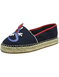 Tommy Hilfiger Patch Espadrille Corporate, Femme