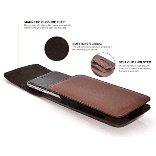 custodia iphone 6s pelle da cintura
