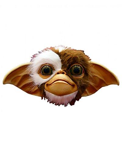 Horror-Shop Original Gremlins Gizmo Maske als Lizenz Moviemaske