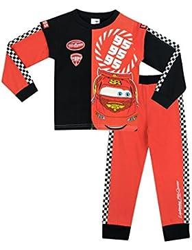 Disney Cars - Pijama para Niños - Cars Lightning McQueen