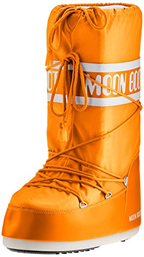 Moon Boot Nylon orange 076 Unisex 27-30 EU Schneestiefel