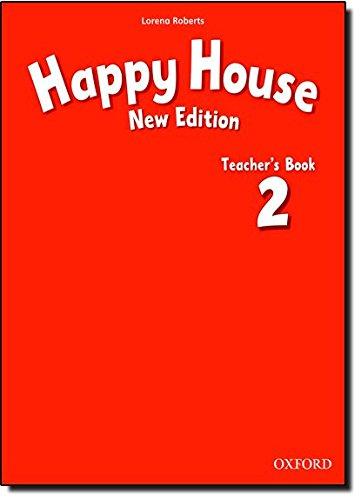 Happy House 2 new edition Teacher's Book par Lorena Roberts
