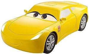 Cars 3- Coche Cruz, con Luces y Sonidos (Mattel FDD56)